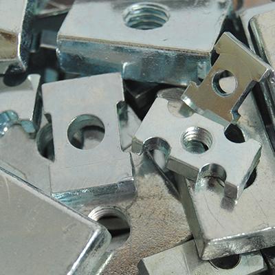 minuterie metalliche per altri impieghi