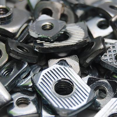 minuterie metalliche settore elettrico